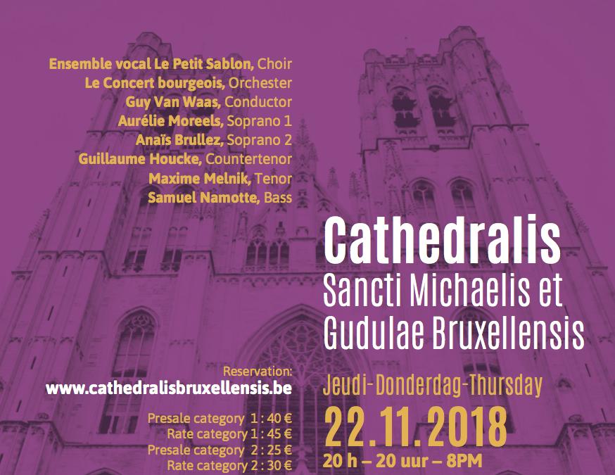Concert du Fonds des Amis de la Cathédrale