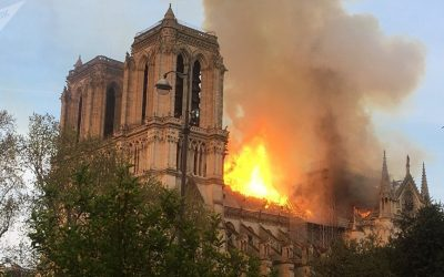 Solidarity with Notre-Dame