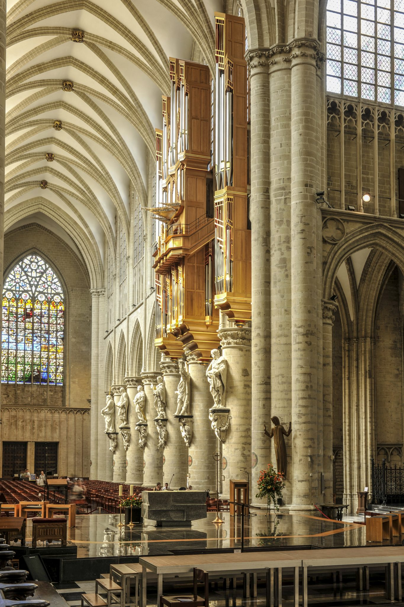 History - Brussels Cathedral