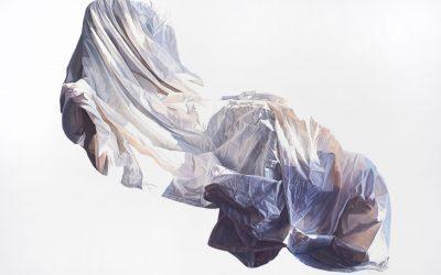 Exposition: Plis de l'invisible, peintures de CAROLINE CHARIOT-DAYEZ